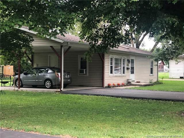 430 N Bond Street, Scottsburg, IN 47170 (MLS #2020011372) :: The Paxton Group at Keller Williams Realty Consultants