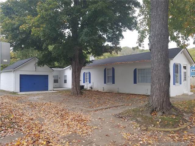 815 E First Street, Madison, IN 47250 (MLS #2020011375) :: The Paxton Group at Keller Williams Realty Consultants