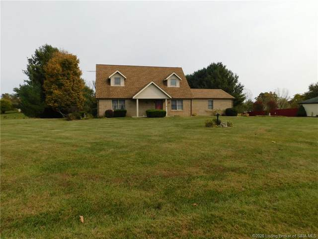 108 Mcclellan Way, Salem, IN 47167 (MLS #2020011399) :: The Paxton Group at Keller Williams Realty Consultants