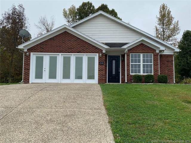 246 Greenway Drive, Scottsburg, IN 47170 (MLS #2020011421) :: The Paxton Group at Keller Williams Realty Consultants