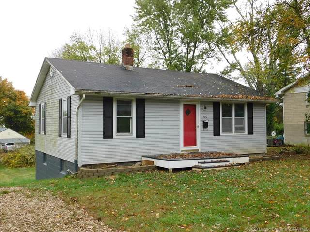 300 S Posey Street, Salem, IN 47167 (MLS #2020011428) :: The Paxton Group at Keller Williams Realty Consultants