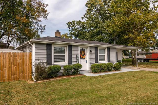 1110 Roosevelt Drive, Jeffersonville, IN 47130 (MLS #2020011443) :: The Paxton Group at Keller Williams Realty Consultants