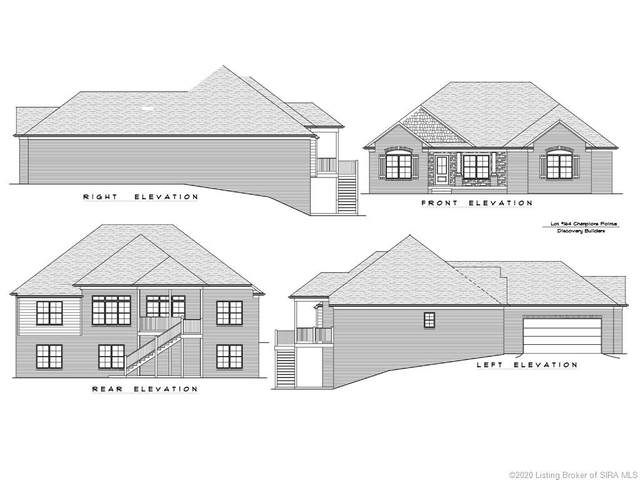 1907 Augusta Way Lot 164, Henryville, IN 47126 (#2020011469) :: Impact Homes Group