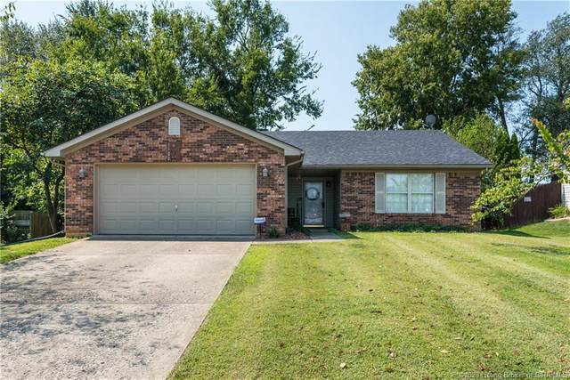 1100 Sandstone Drive, Jeffersonville, IN 47130 (MLS #2020011481) :: The Paxton Group at Keller Williams Realty Consultants