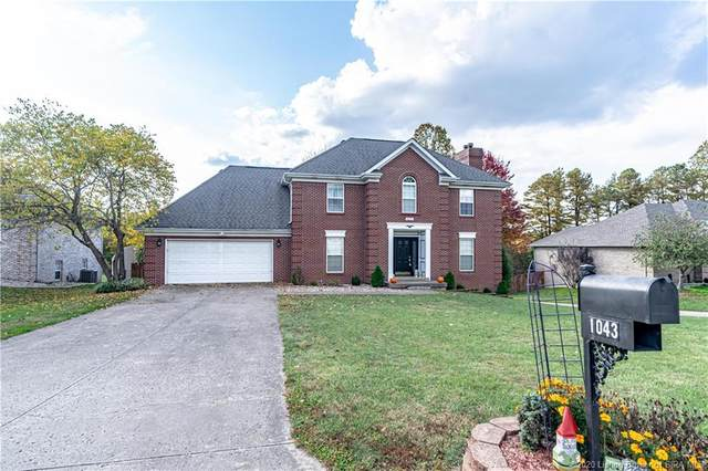 1043 Brookstone Court, Georgetown, IN 47122 (MLS #2020011488) :: The Paxton Group at Keller Williams Realty Consultants