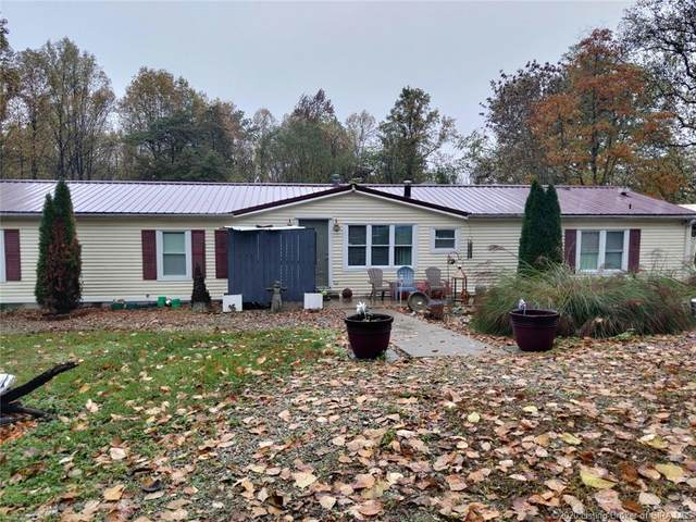 5341 S Slate Ford Road, Scottsburg, IN 47170 (MLS #2020011496) :: The Paxton Group at Keller Williams Realty Consultants