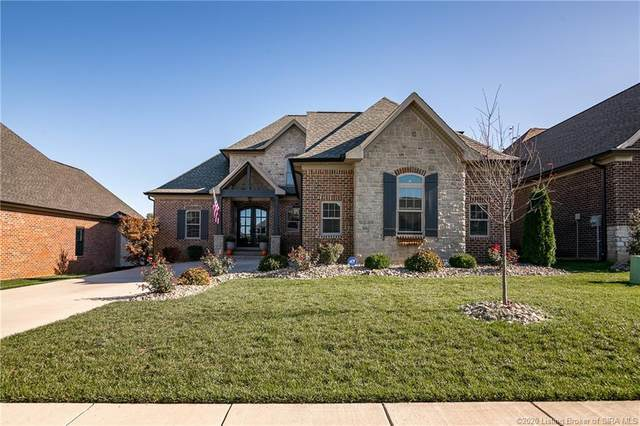6318 Cliff Drive, Jeffersonville, IN 47130 (MLS #2020011498) :: The Paxton Group at Keller Williams Realty Consultants
