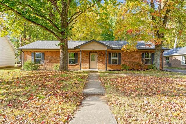 3909 Douglas Avenue, New Albany, IN 47150 (MLS #2020011514) :: The Paxton Group at Keller Williams Realty Consultants