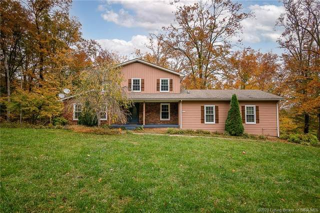 1021 Oakridge Drive, Lanesville, IN 47136 (MLS #2020011576) :: The Paxton Group at Keller Williams Realty Consultants
