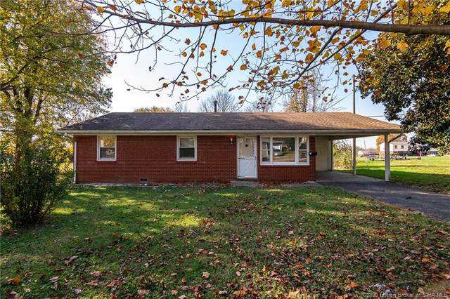 307 Reynolds Street, Charlestown, IN 47111 (MLS #2020011832) :: The Paxton Group at Keller Williams Realty Consultants