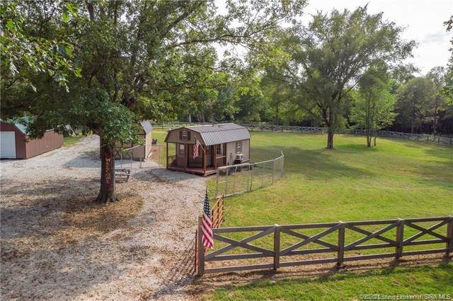 6096 E Hunterstown Road, Lexington, IN 47138 (#2020011833) :: Impact Homes Group