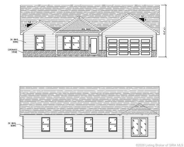 5311 - Lot 411 Verona Trace, Sellersburg, IN 47172 (#2020011893) :: Impact Homes Group