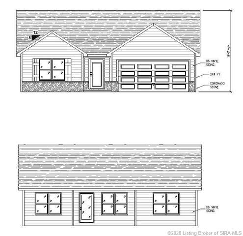 3906 - Lot 275 Golden Apple Way, Jeffersonville, IN 47130 (#2020011953) :: Impact Homes Group