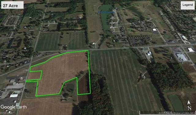 1818 W Holm Drive, Scottsburg, IN 47170 (#2020012069) :: Impact Homes Group
