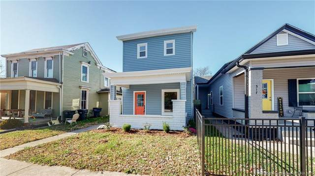 515 E 5th Street, New Albany, IN 47150 (#2020012097) :: The Stiller Group