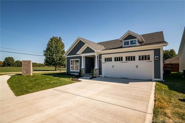 3902 Windsor Creek Drive Lot 1, New Albany, IN 47150 (#2020012124) :: Impact Homes Group