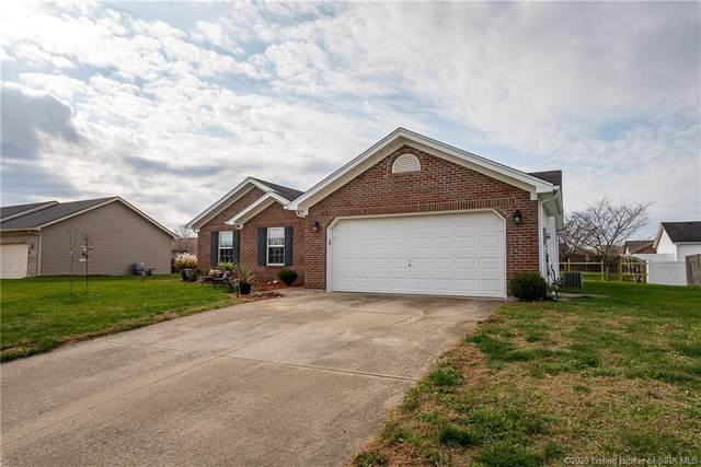 506 Tristin Trail, Jeffersonville, IN 47130 (MLS #2020012156) :: The Paxton Group at Keller Williams Realty Consultants