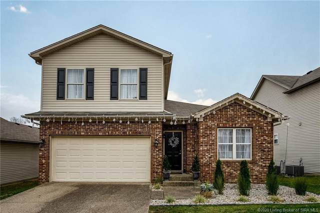 3804 Davis Drive, New Albany, IN 47150 (MLS #2020012203) :: The Paxton Group at Keller Williams Realty Consultants