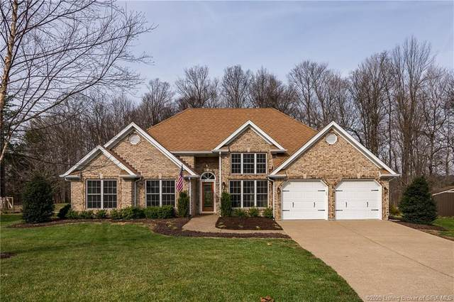 1055 Brookstone Court, Georgetown, IN 47122 (MLS #2020012239) :: The Paxton Group at Keller Williams Realty Consultants