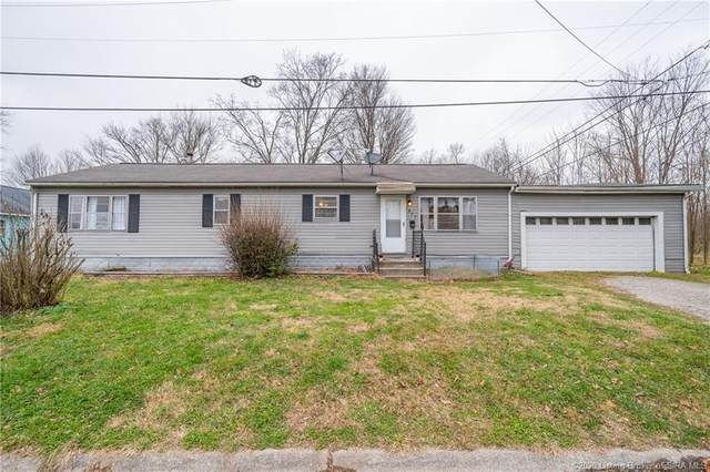 627 Thompson Street, Charlestown, IN 47111 (MLS #2020012472) :: The Paxton Group at Keller Williams Realty Consultants