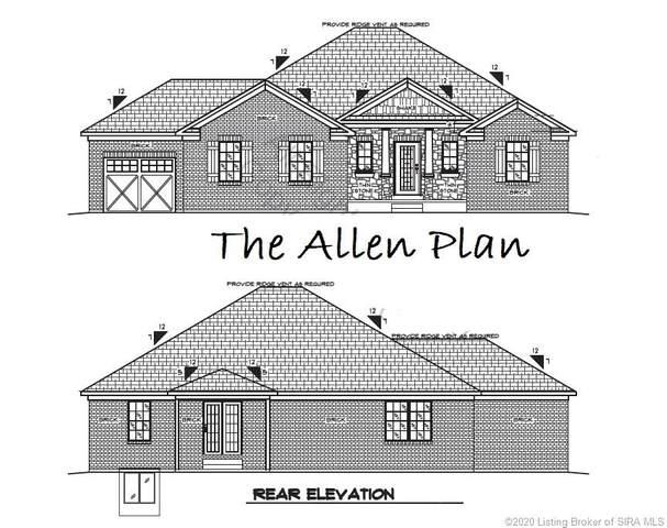 12365 Greenbriar Boulevard Lot 1013, Sellersburg, IN 47172 (#2020012593) :: Impact Homes Group