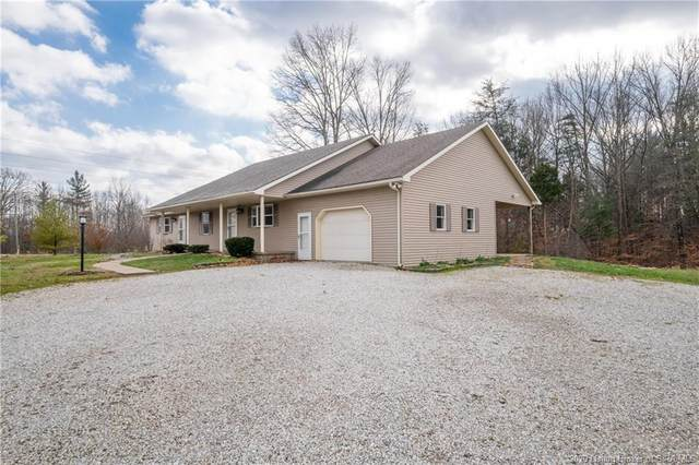 7607 S State Road 135, Pekin, IN 47165 (MLS #2020012599) :: The Paxton Group at Keller Williams Realty Consultants