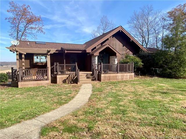 17595 Buzzard Roost Road, Magnet, IN 47520 (#202005090) :: Impact Homes Group