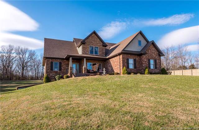 6849 Kiesler Road, Greenville, IN 47124 (MLS #202005196) :: The Paxton Group at Keller Williams Realty Consultants