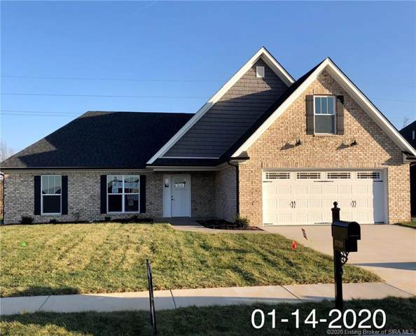 5726 Sugar Berry Lane Lot 311, Jeffersonville, IN 47130 (MLS #202005232) :: The Paxton Group at Keller Williams Realty Consultants