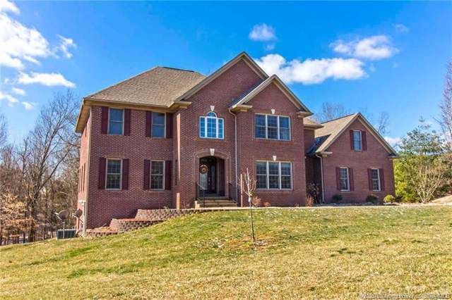 7118 Coachwood Drive, Georgetown, IN 47122 (MLS #202005233) :: The Paxton Group at Keller Williams Realty Consultants