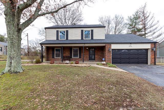 1103 Carriage Lane, New Albany, IN 47150 (MLS #202005323) :: The Paxton Group at Keller Williams Realty Consultants