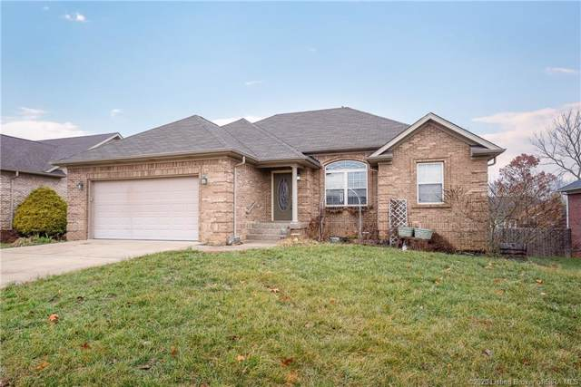 4216 Lakeside Drive, Sellersburg, IN 47172 (MLS #202005350) :: The Paxton Group at Keller Williams Realty Consultants