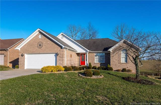 1006 Carter Drive, Georgetown, IN 47122 (MLS #202005389) :: The Paxton Group at Keller Williams Realty Consultants