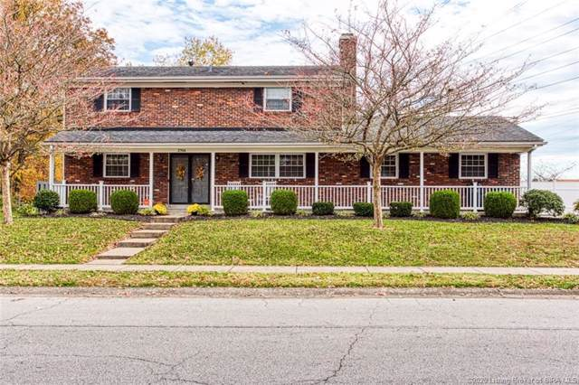 2704 Knob View Avenue, New Albany, IN 47150 (MLS #202005420) :: The Paxton Group at Keller Williams Realty Consultants