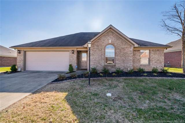 3027 Blue Sky Loop, Jeffersonville, IN 47130 (MLS #202005434) :: The Paxton Group at Keller Williams Realty Consultants