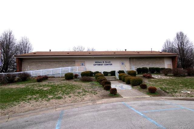 61 Louise Street, Jeffersonville, IN 47130 (MLS #202005461) :: The Paxton Group at Keller Williams Realty Consultants