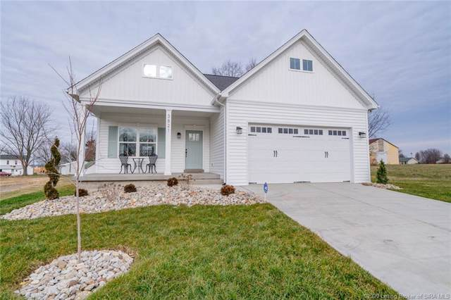 3821 Williard Drive, Jeffersonville, IN 47130 (#202005464) :: The Stiller Group