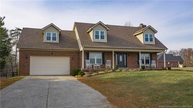 8407 N Skyline Drive, Floyds Knobs, IN 47119 (#202005493) :: The Stiller Group