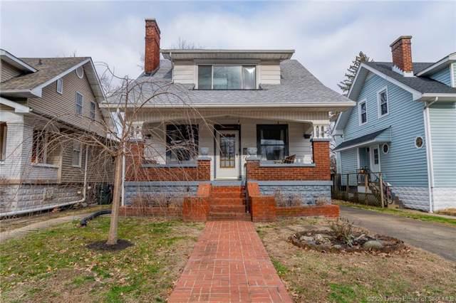 1218 Beechwood Avenue, New Albany, IN 47150 (#202005496) :: The Stiller Group