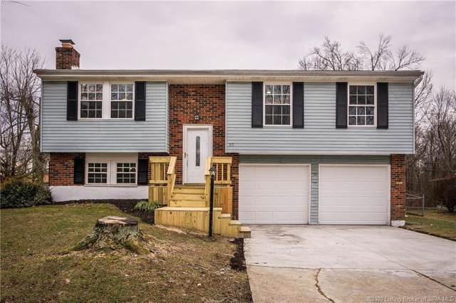 317 Mary Drive, New Albany, IN 47150 (#202005514) :: The Stiller Group