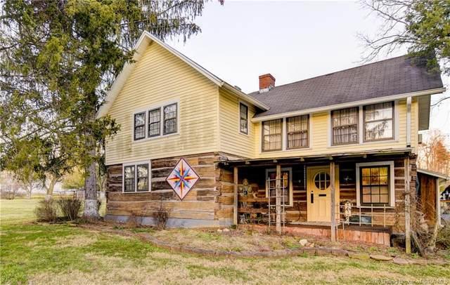5141 & 5201 S Charlestown Road, Lexington, IN 47138 (#202005718) :: The Stiller Group