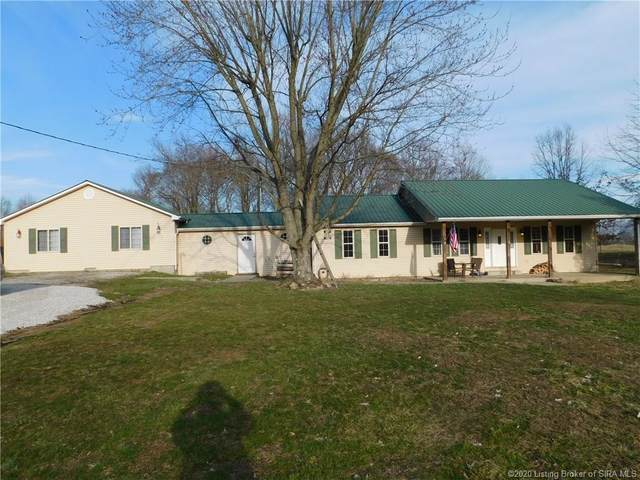 8717 N. State Road 135, Vallonia, IN 47281 (#202006011) :: The Stiller Group