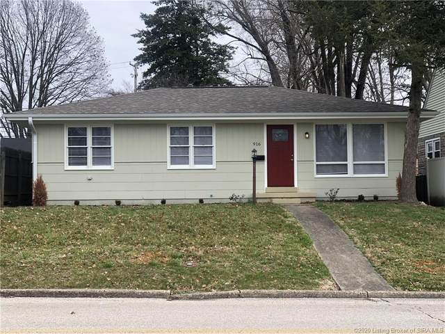 916 N Randolph Avenue, Clarksville, IN 47129 (MLS #202006228) :: The Paxton Group at Keller Williams Realty Consultants