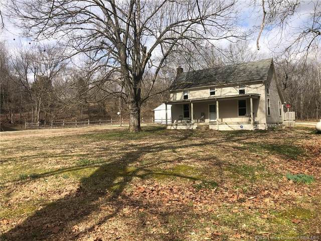 7348 E Knight Road, Milltown, IN 47145 (#202006260) :: The Stiller Group