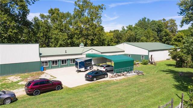 8389 State Road 64, Georgetown, IN 47122 (#202006314) :: The Stiller Group