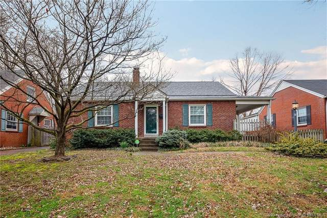 206 Chippewa Drive, Jeffersonville, IN 47130 (MLS #202006643) :: The Paxton Group at Keller Williams Realty Consultants