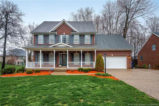 4201 Highland Oaks Drive, New Albany, IN 47150 (#202006686) :: The Stiller Group