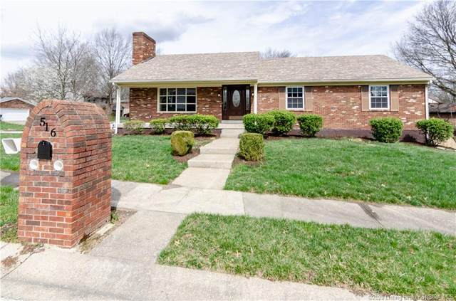 516 Drawbrook Circle, New Albany, IN 47150 (#202006719) :: The Stiller Group