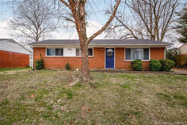 642 Spicewood Drive, Clarksville, IN 47129 (#202006789) :: The Stiller Group