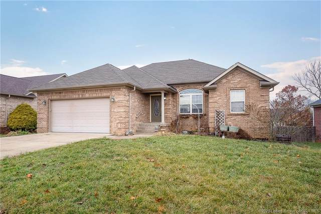 4216 Lakeside Drive, Sellersburg, IN 47172 (MLS #202006805) :: The Paxton Group at Keller Williams Realty Consultants